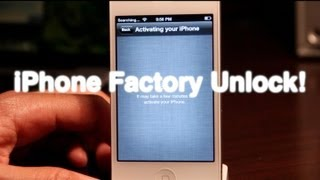 iPhone 4S Factory Unlock in 10 minutes