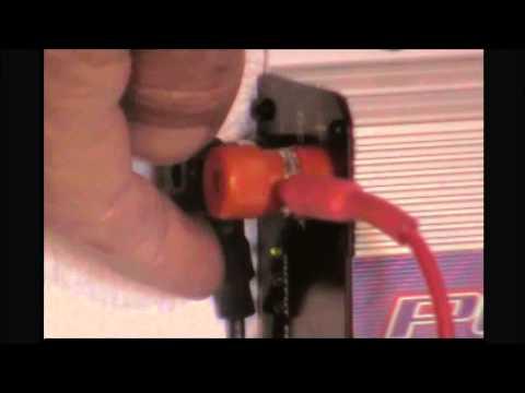 how to plug in grid tie inverter to solar panels pv turn your meter backwards clip flip videos. Black Bedroom Furniture Sets. Home Design Ideas