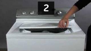 Washer Not Spinning - Motor Reset