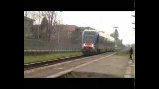 preview picture of video 'ATR220 001 Swing Trenitalia viaggio inagurale - 22/03/2015'