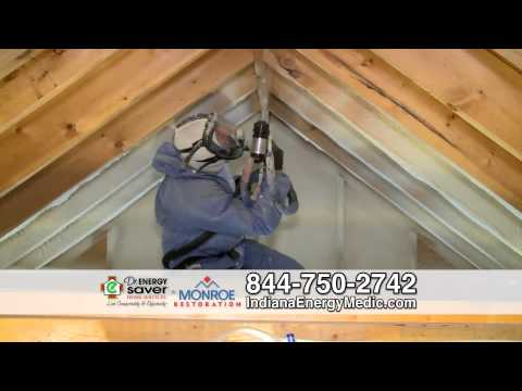 Are you uncomfortable in your home? Spending too much on your heating and cooling bills? Do you have rooms in your house that are either too hot or too cold? Dr. Energy Saver by Monroe Restoration can help you solve all these problems by providing a wide range of services that will improve comfort and lower energy consumption. Our services include comprehensive home energy evaluations, home insulation and air sealing, spray foam insulation, ductwork and replacement windows and doors. Monroe Restoration is a company you can trust. We've been providing disaster restoration services in the South Bend, IN area since 1994 and you can expect the same level of professionalism, commitment to excellency and customer satisfaction from our new home performance division.