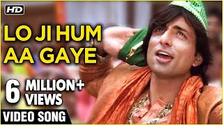 Lo Ji Hum Aa Gaye   Wedding Song   Ek Vivaah Aisa Bhi   Sonu Sood, Isha Koppikar  Ravindra Jain Song