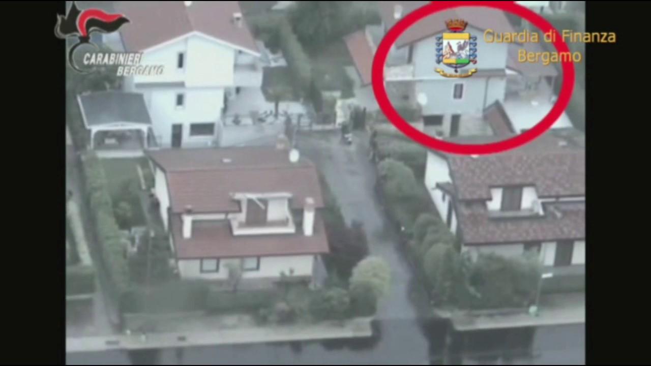 Famiglia Rom evade le tasse per 50 milioni di euro: sequestrati immobili e conti