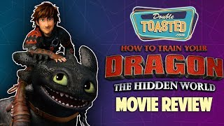 HOW TO TRAIN YOUR DRAGON 3 THE HIDDEN WORLD MOVIE REVIEW 2019