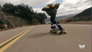 Rayne Vandal Longboard Test Ride | MuirSkate Longboard Shop