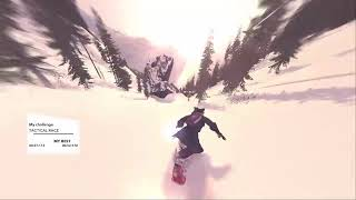 Steep | Pro Female Snowboarder