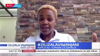 Joy Lusinega asema yupo tayari kuvaa viatu vya Wacu |ZILIZALA VIWANJANI