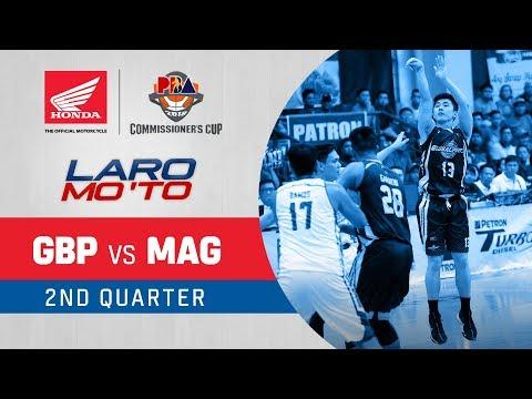 [Sport5]  GlobalPort vs. Magnolia – Q2   PBA Commissioner's Cup 2018