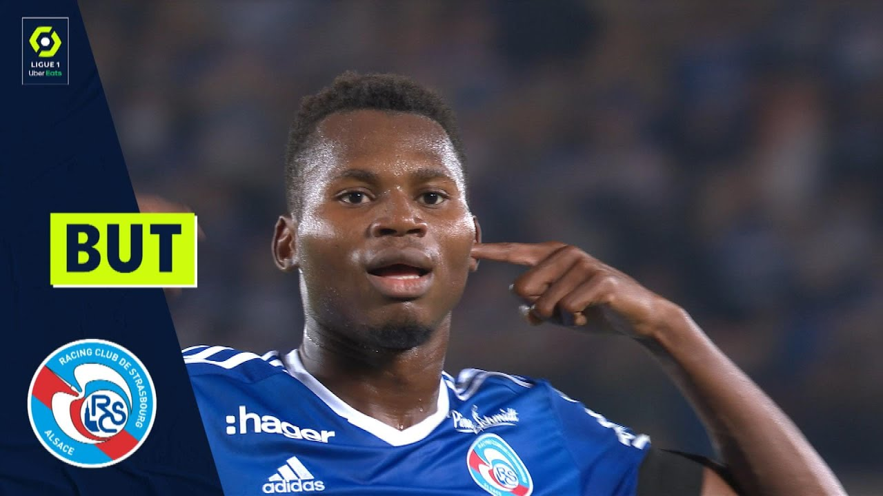 But Habib DIALLO (26' - RCSA) RC STRASBOURG ALSACE - FC METZ (3-0) 21/22