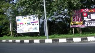 preview picture of video 'Drive By Around Ipoh 2013, P1, Gerryko Malaysia'