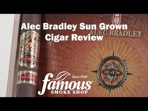 Alec Bradley Sun Grown video