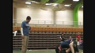 team fusion academy purple belt Noah Jenkins v Hank Weiss