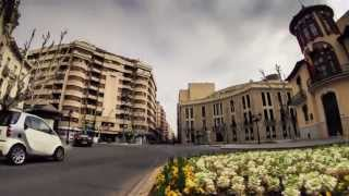 preview picture of video 'Albacete en Timelapse'