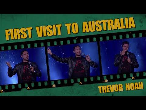 Trevor Noah - Melbourne Comedy Festival
