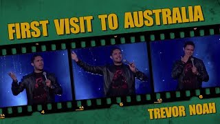 "Video ""First Visit To Australia"" - Trevor Noah (Melbourne Comedy Festival) MP3, 3GP, MP4, WEBM, AVI, FLV September 2019"