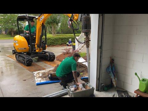 Foundation Sinking and Settling in Savannah, GA