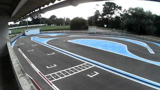 preview picture of video 'Castelsarrasin 1/10 electric 10.5T brushless Timing zero'