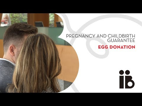 Pregnancy and childbirth guarantee. Egg donation
