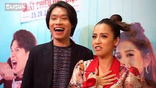 """Puka, Quang Trung nói gì về nụ hôn """"quá thật"""" của Trấn Thành & Lan Ngọc trong CLVB"""