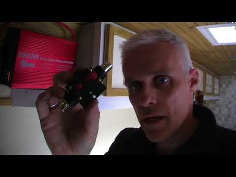 How to wire up a 240 volt consumer unit for your campervan