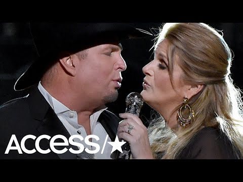 Trisha Yearwood Will Have Hubby Garth Brooks On Tour: He Might 'Steam My Clothes'
