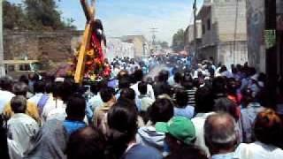 preview picture of video 'Semana Santa en Calpan, Puebla. 2010 (1)'