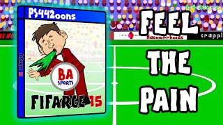💾FIFA 15 PARODY💾 by 442oons - TRAILER. Full video out now at THEFREEBETSCHANNEL!