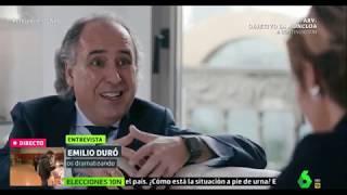 """Entrevista a """"Emilio Duró"""" en Liarla Pardo"""