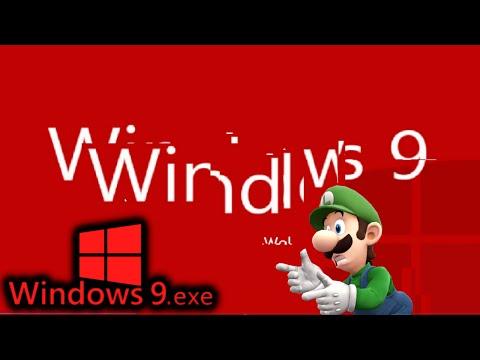 WINDOWS 9 EXISTS?! - Windows9Installer.exe [WINDOWS 9 EXE GAME]