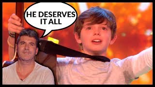 """Top 7 Acts """"CHILDREN START TO CRY"""" STRONG MOMENTS on BRITAIN'S GOT TALENT!"""