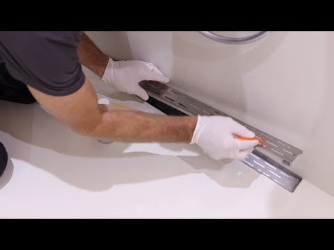 [How to] Clean your shower drain - Easy Drain Compact