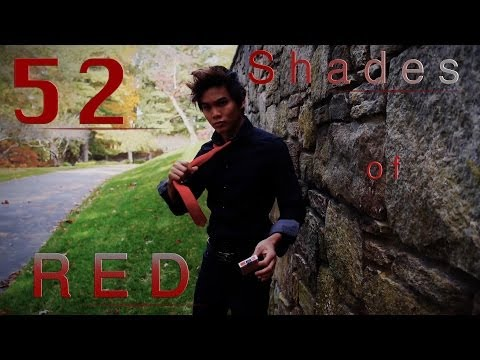52 Shades of Red V1 by Shin Lim