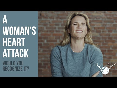What Does a Woman's Heart Attack Look Like?