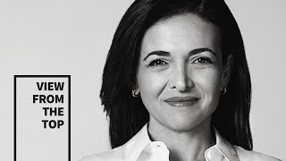 Sheryl Sandberg: Develop Your Voice, Not Your Brand
