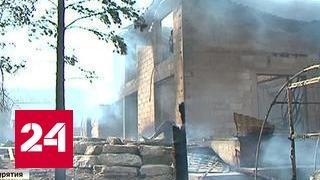 Сибирь в огне: сельхозпалы чуть не уничтожили несколько деревень