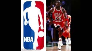 Michael Jordan ¿Nuevo Logo de La NBA?.