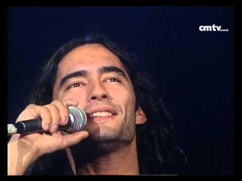 Daniel Agostini video Si todavía me quieres - CM Vivo 2000