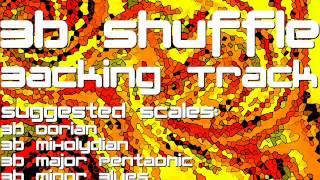 Bb Shuffle Backing Track: Chuck Berry, Rock n Roll, Johnny B. Goode