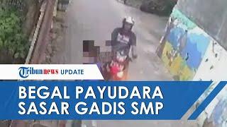 Viral Begal Payudara di Semarang Beraksi Sore Hari, Sasar Gadis 14 Tahun saat Jalan Sendirian