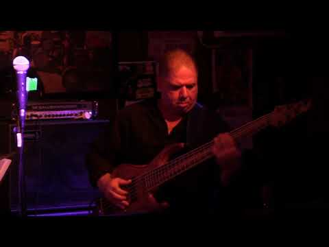 "Bass solo from my jazz gig with the project ""Excursion"" at the world famous Los Angeles jazz venue The Baked Potato, October 9, 2018."
