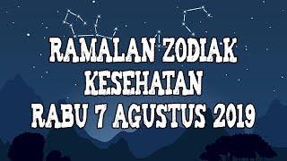 Ramalan Zodiak Kesehatan Besok Rabu 7 Agustus 2019