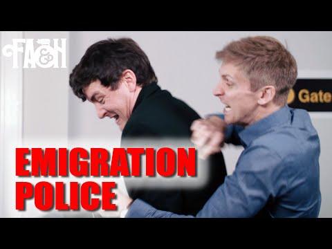 Emigrační policie
