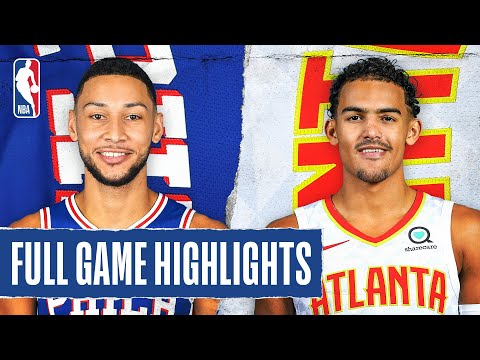 76ERS at HAWKS | FULL GAME HIGHLIGHTS | January 30, 2020
