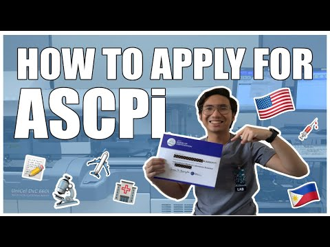 How to apply for ASCPi?   Step-by-step walkthrough - YouTube