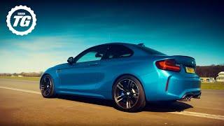 Chris Harris Tests The BMW M2   Top Gear: Series 23