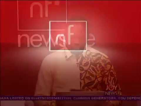 Newsfile intro on JoyNews (7-7-18)