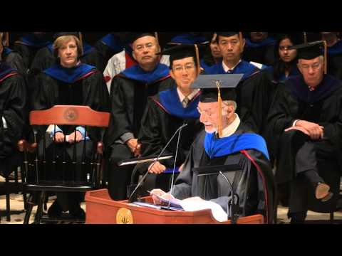 2012 Commencement Ceremony (HD)