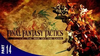 14 - Final Fantasy Tactics War of the Lions (PSP)