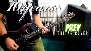 10 Years - Prey (Guitar Cover)