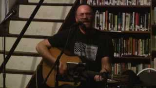 David Rovics at Civic Media Center (11-19-13) : Landlord